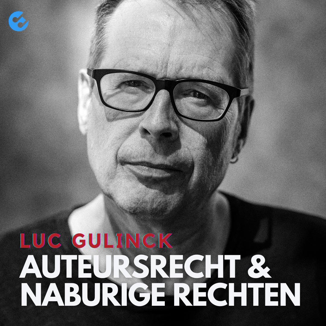 Luc Gulinck auteursrecht