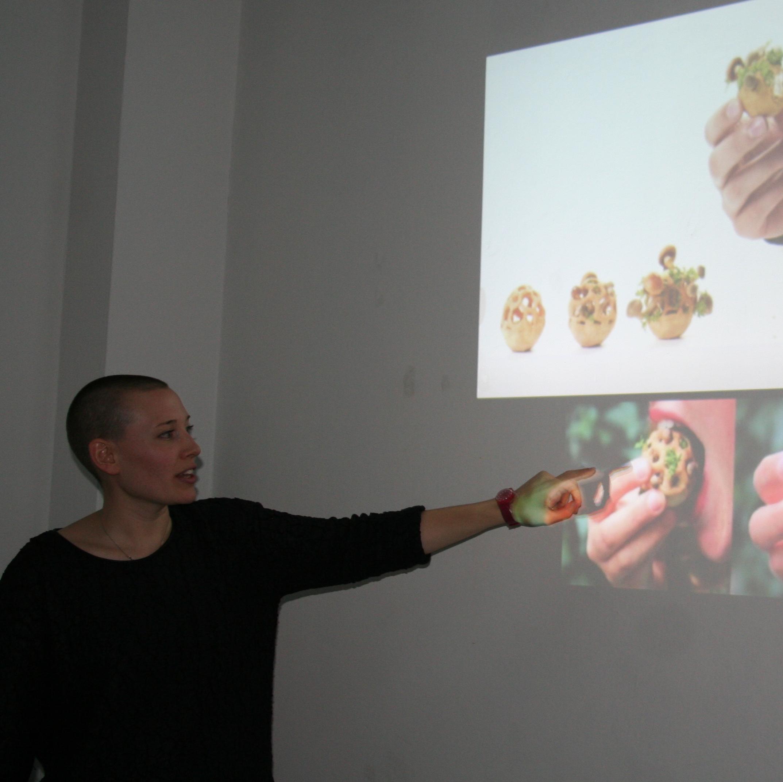 Francesca Zampollo in search of meaningful fod