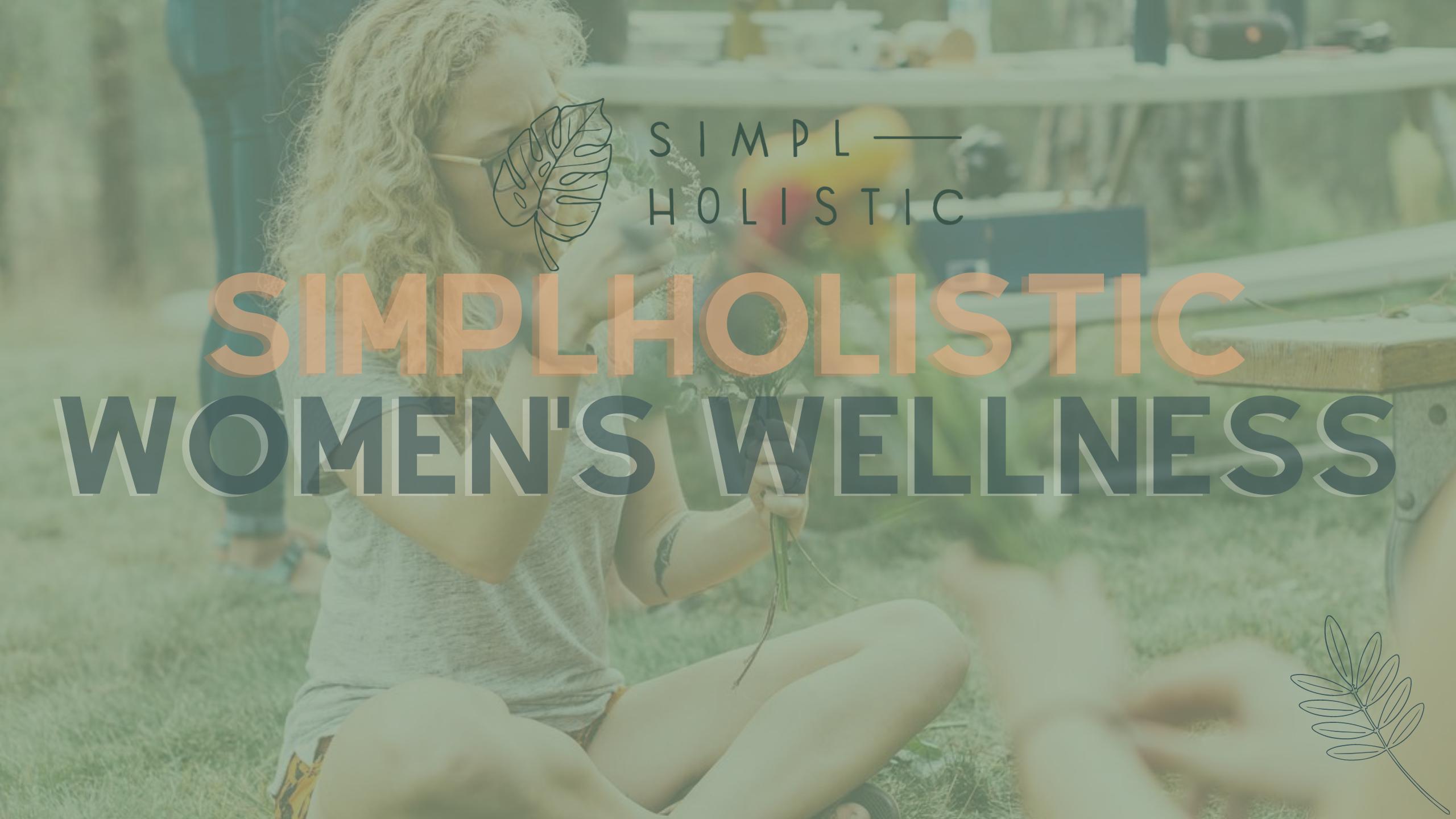 Simplholistic Women