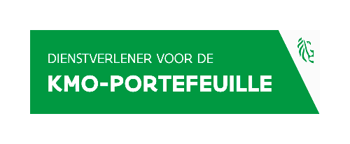 Logo dienstverlener kmo-portefeuille