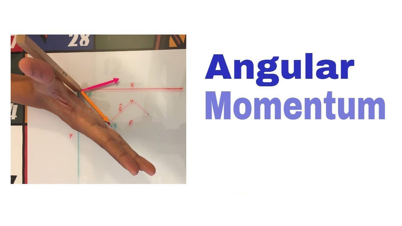 physics of angular momentum