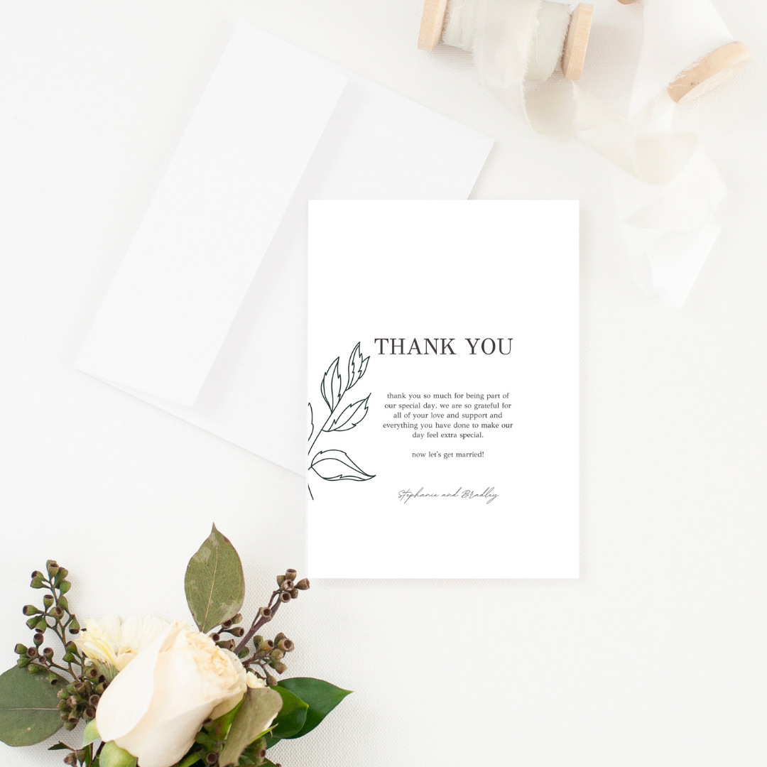 The Finer details template