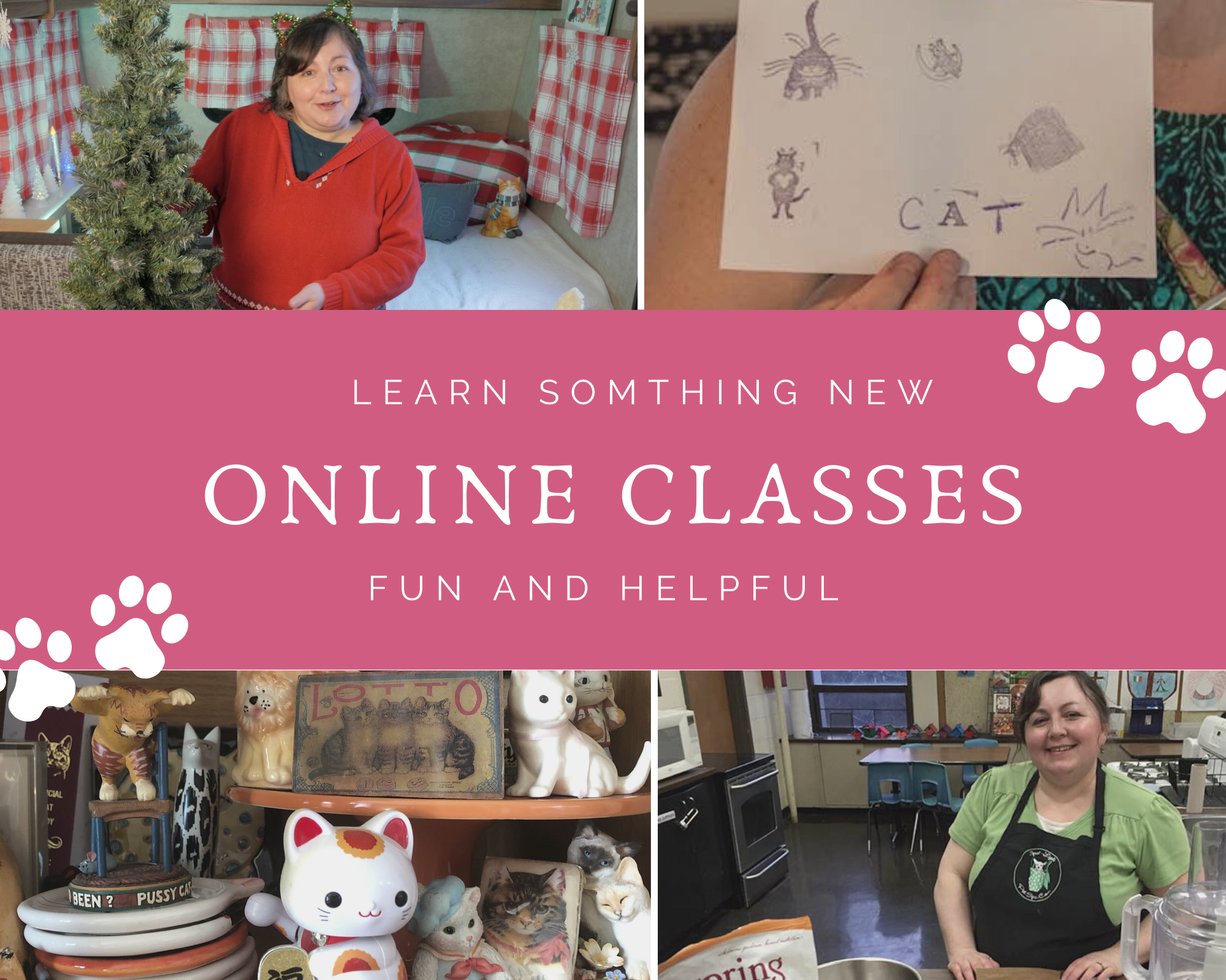 classes and workshops clock here