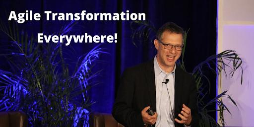 Agile Transformation Everywhere
