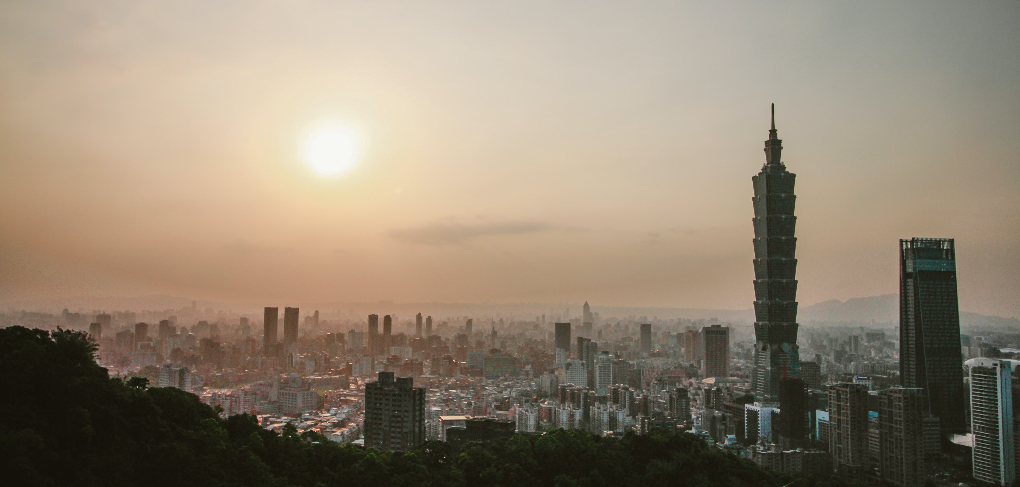 Taiwan City Scape