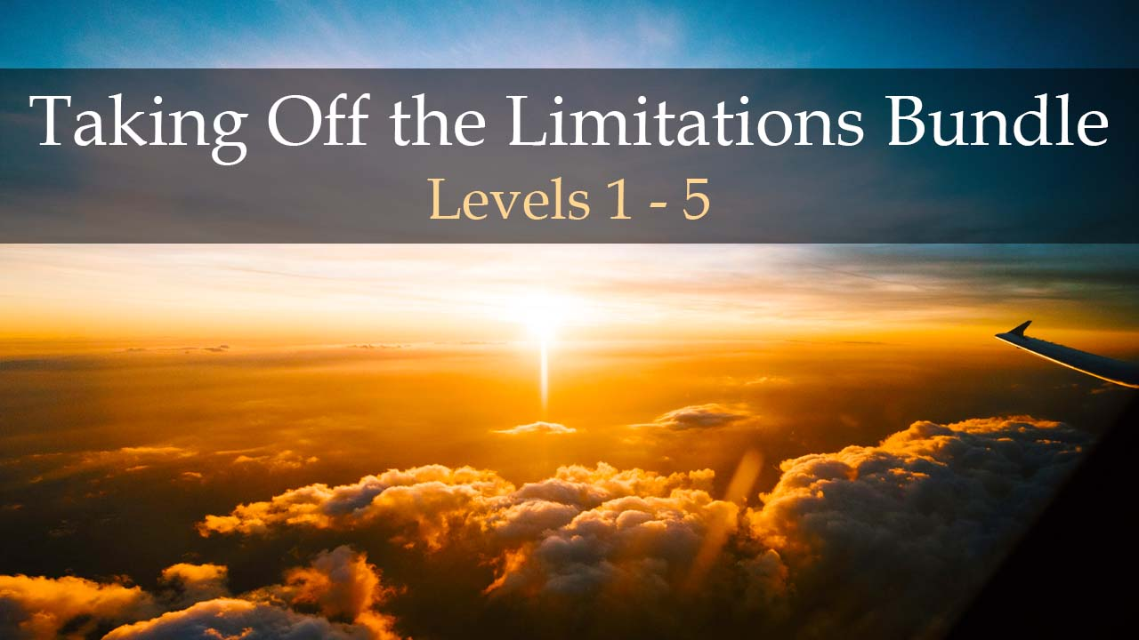 Taking Off the Limitations Bundle