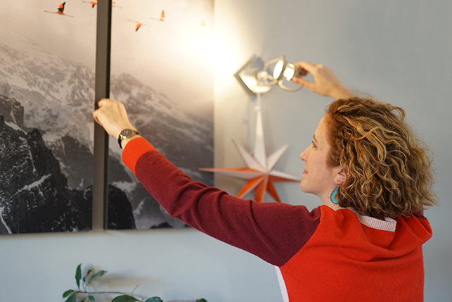 cathy brois Formation en ligne à distance escale design et deco décoration maison décoratrice mieux vivre par le rangement