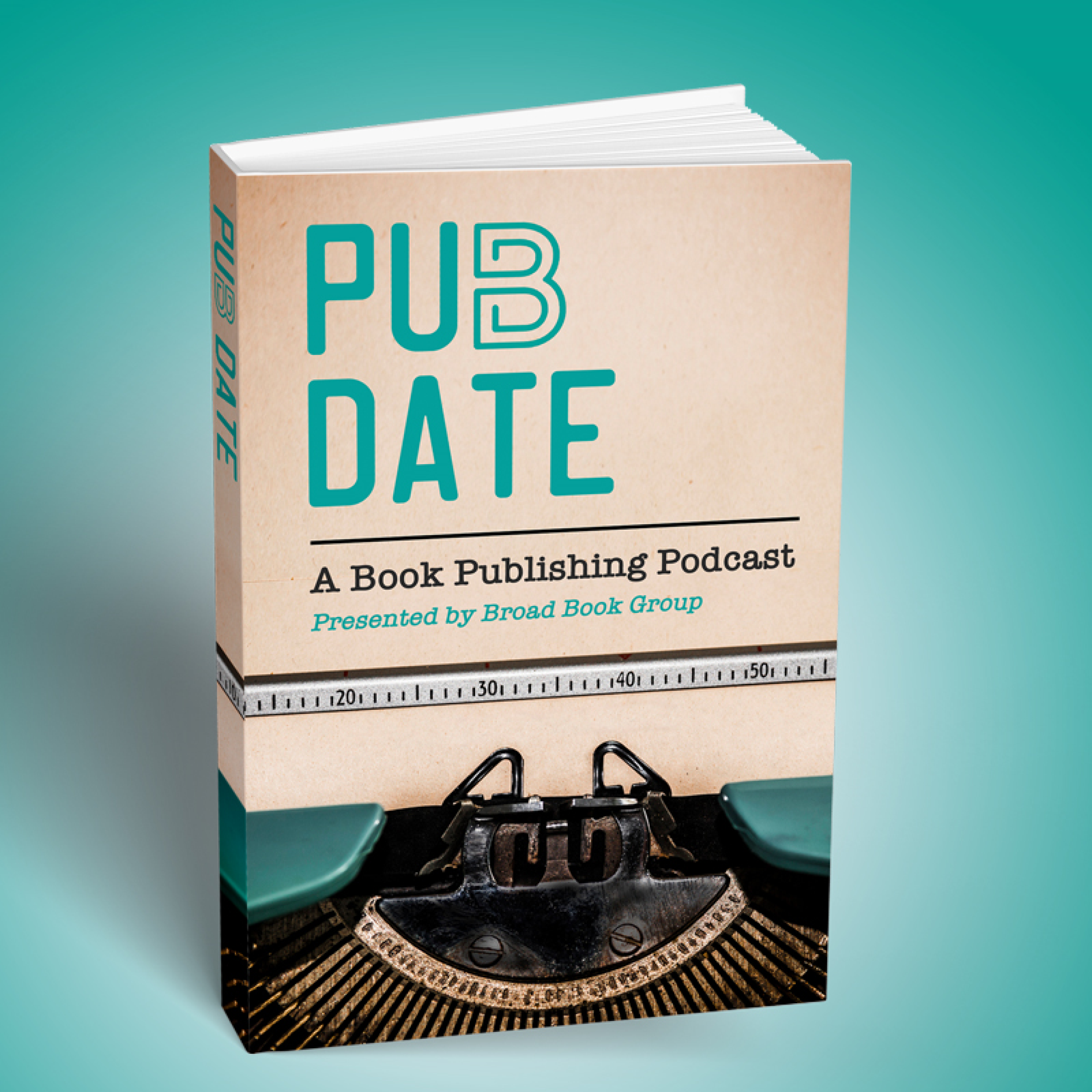 Listen to the Pub Date Podcast