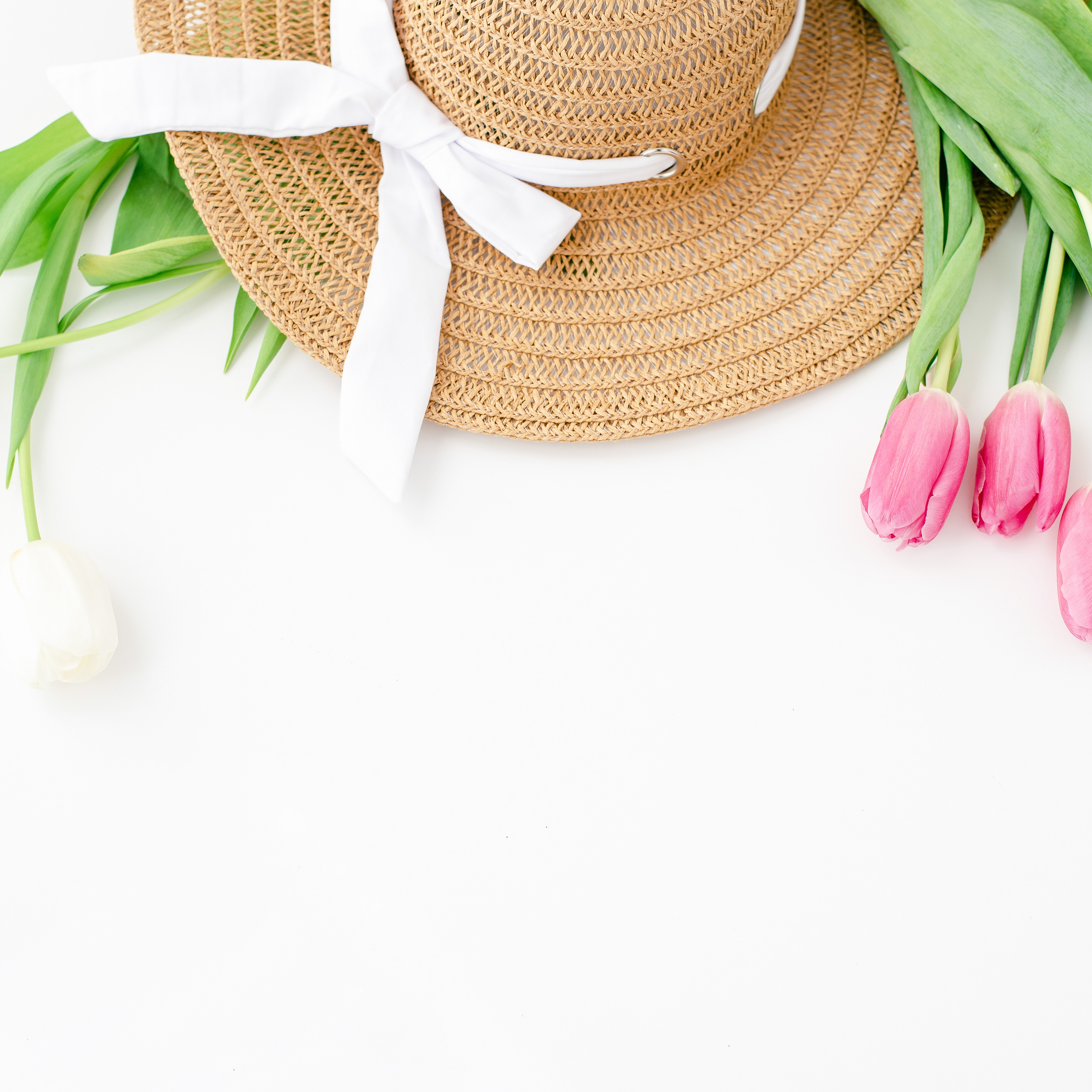 flowers and hat with text Pin Pro SEO optimize your Pinterest account for success!