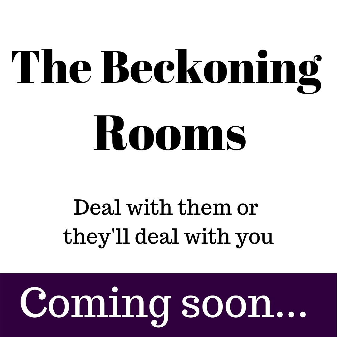 beckoning rooms, book, experience