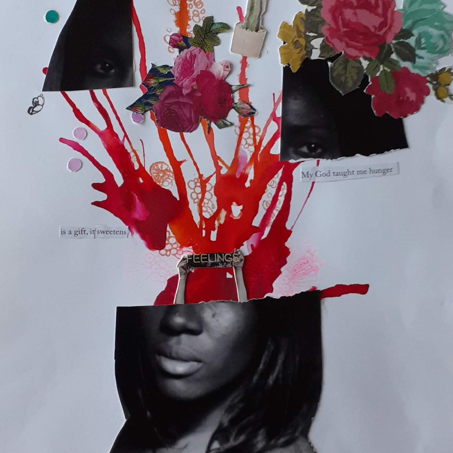 collage art classes