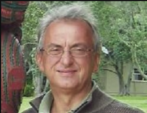 Rev Dr Bill Akpinar