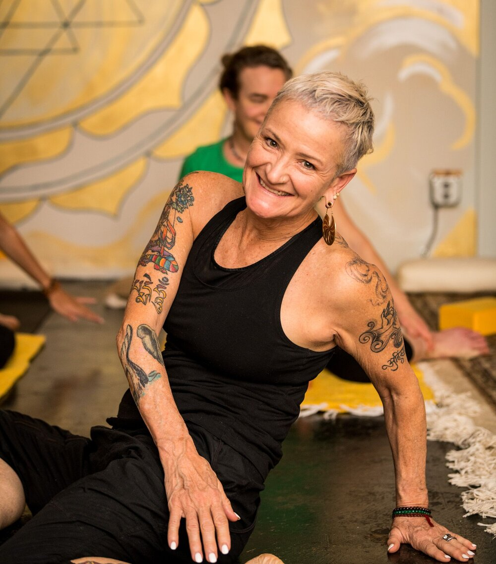 nina be, yoga instructor, psychologist, dancer
