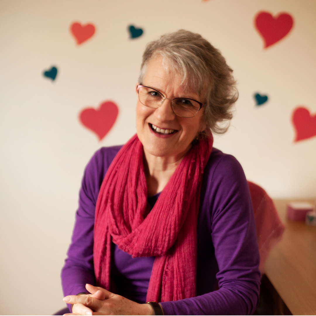 Sue Davies at Allowing Joy