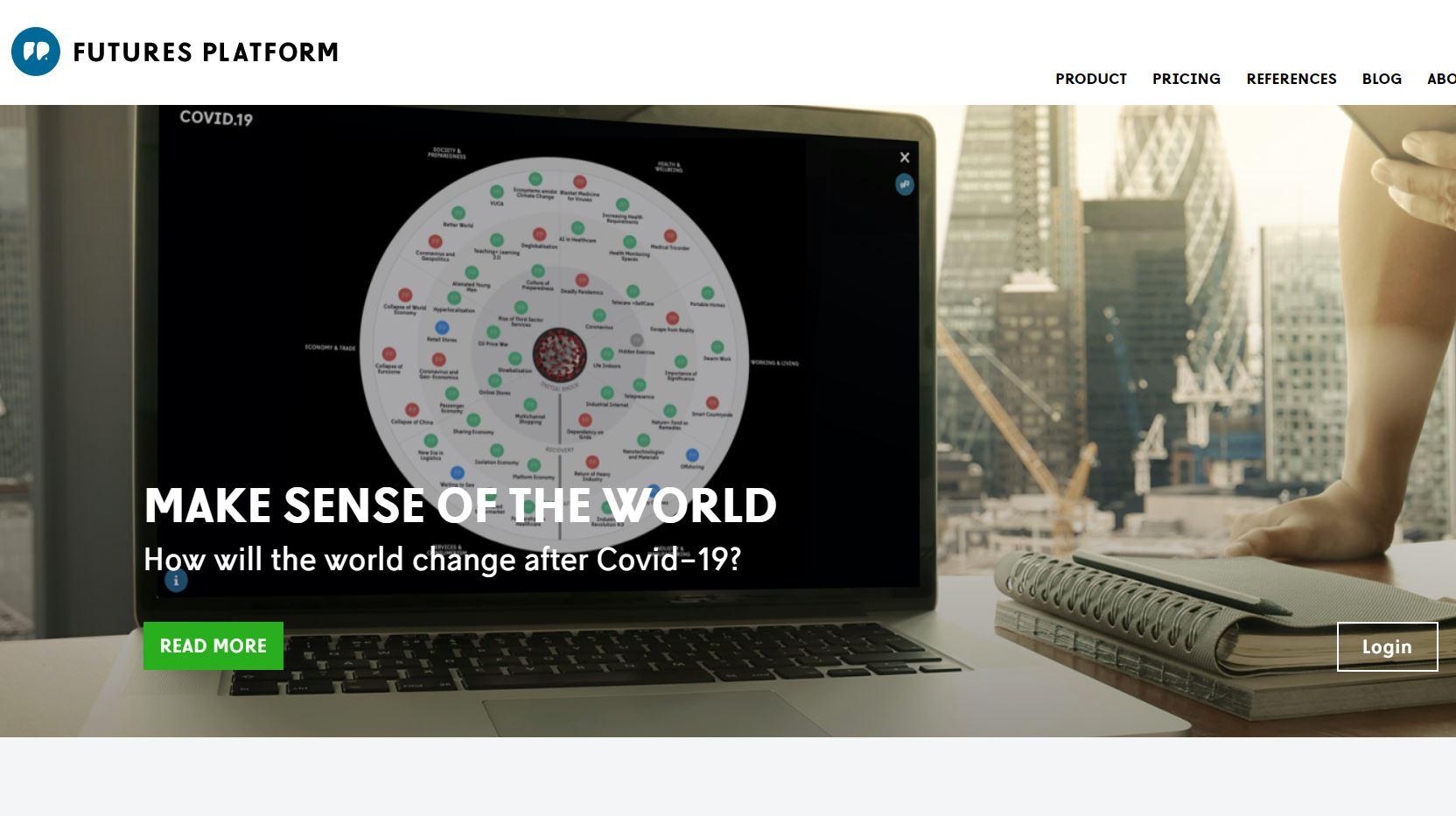 Futures Platform Radar