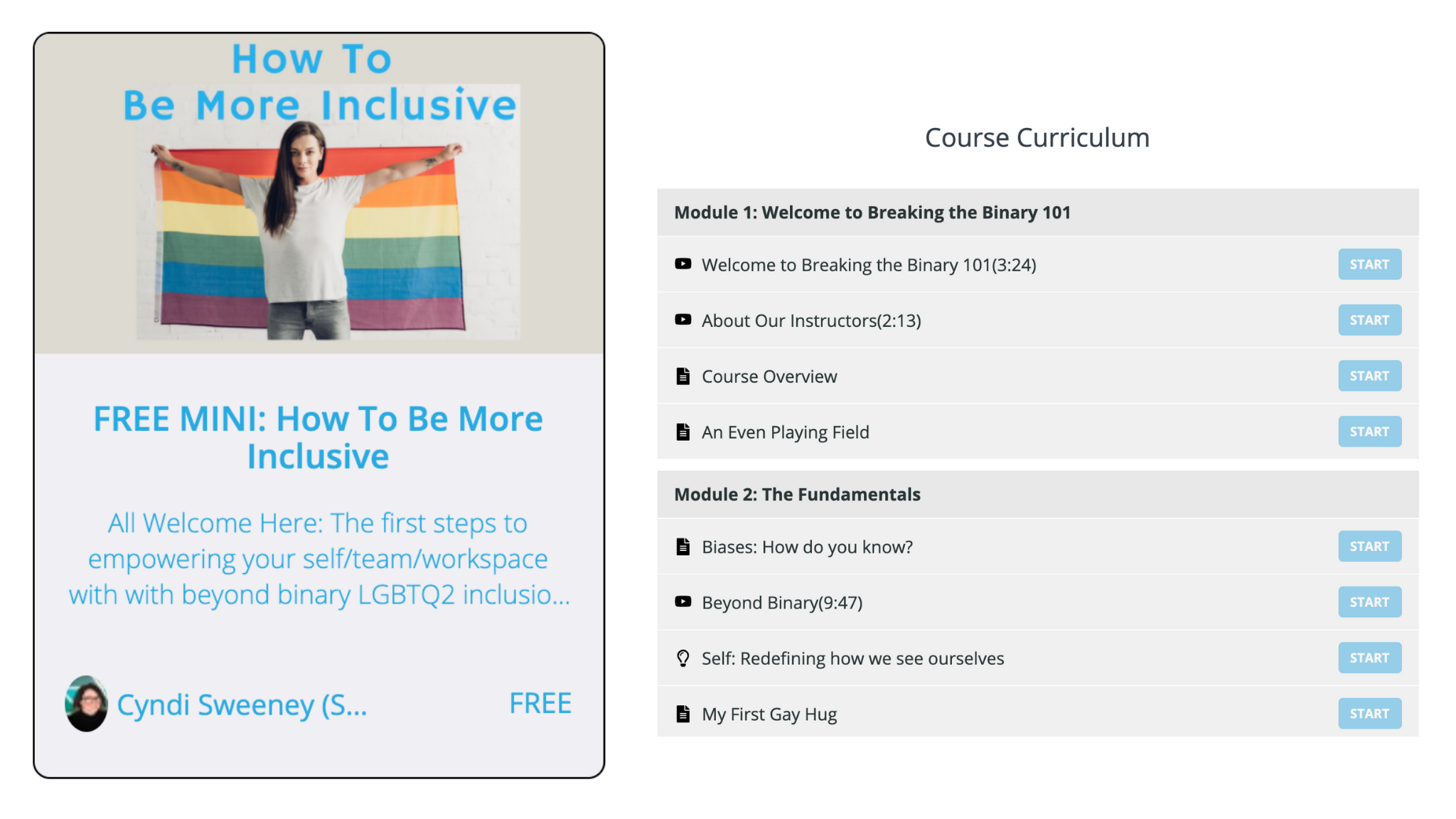 How To Be More Inclusive: Mini Intro