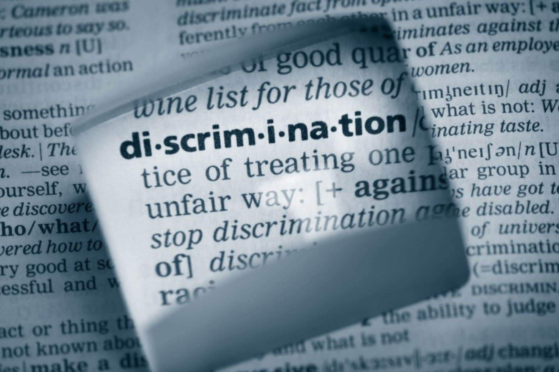 Auditing for Discrimination