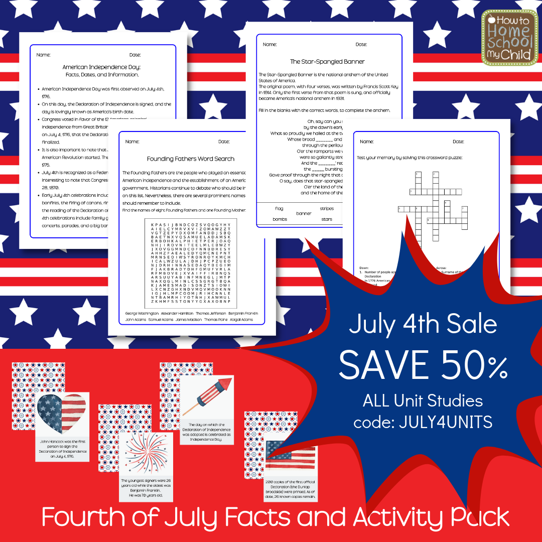 July 4 Sale - Save 50% with code: JULY4UNITS