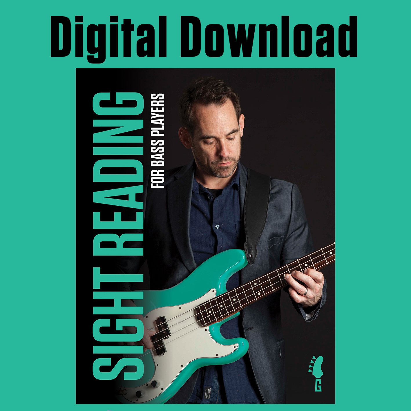 Greg's Bass Shed Sight-Reading Exercises For Bass Guitar Book 1