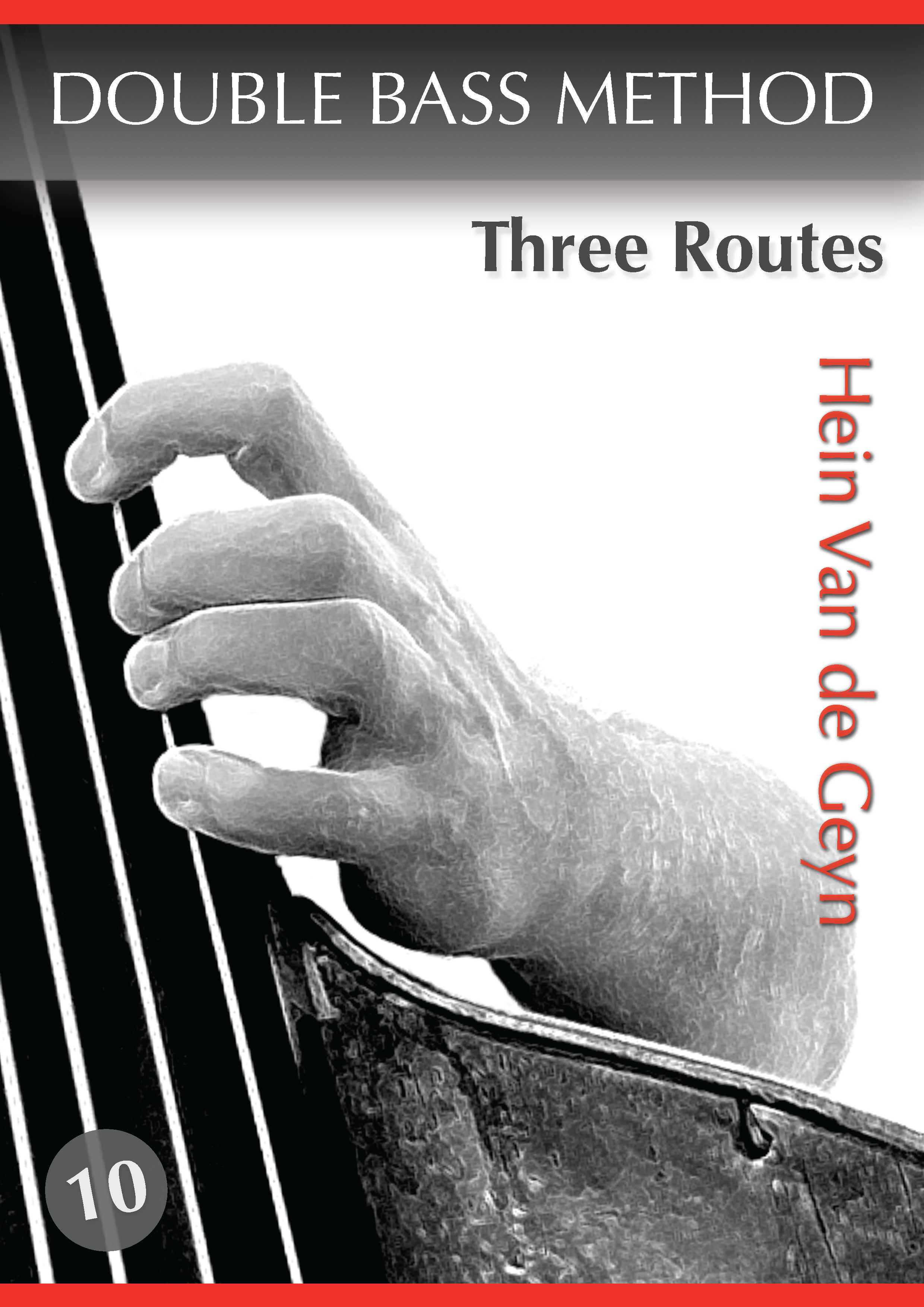 Three Routes - Hein Van de Geyn - Double bass method