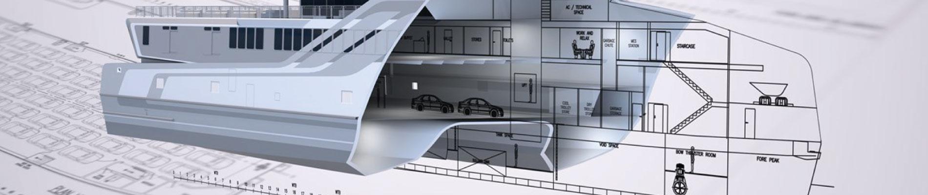 Full |Online Σεμινάριο  2D AutoCAD 2019 for Marine Design