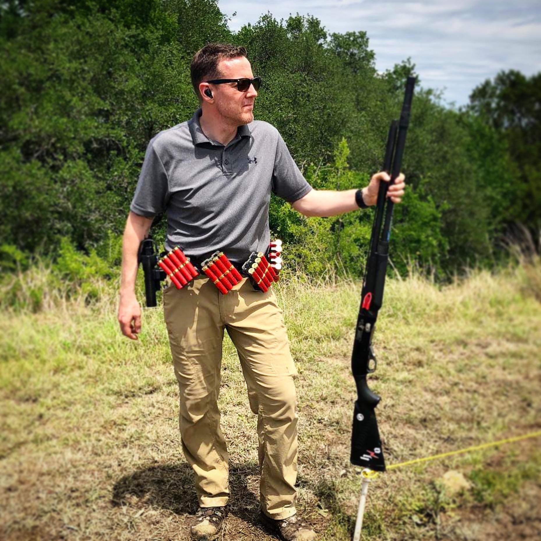 mark stevens hawkeye syndicate podcast 3 gun uspsa