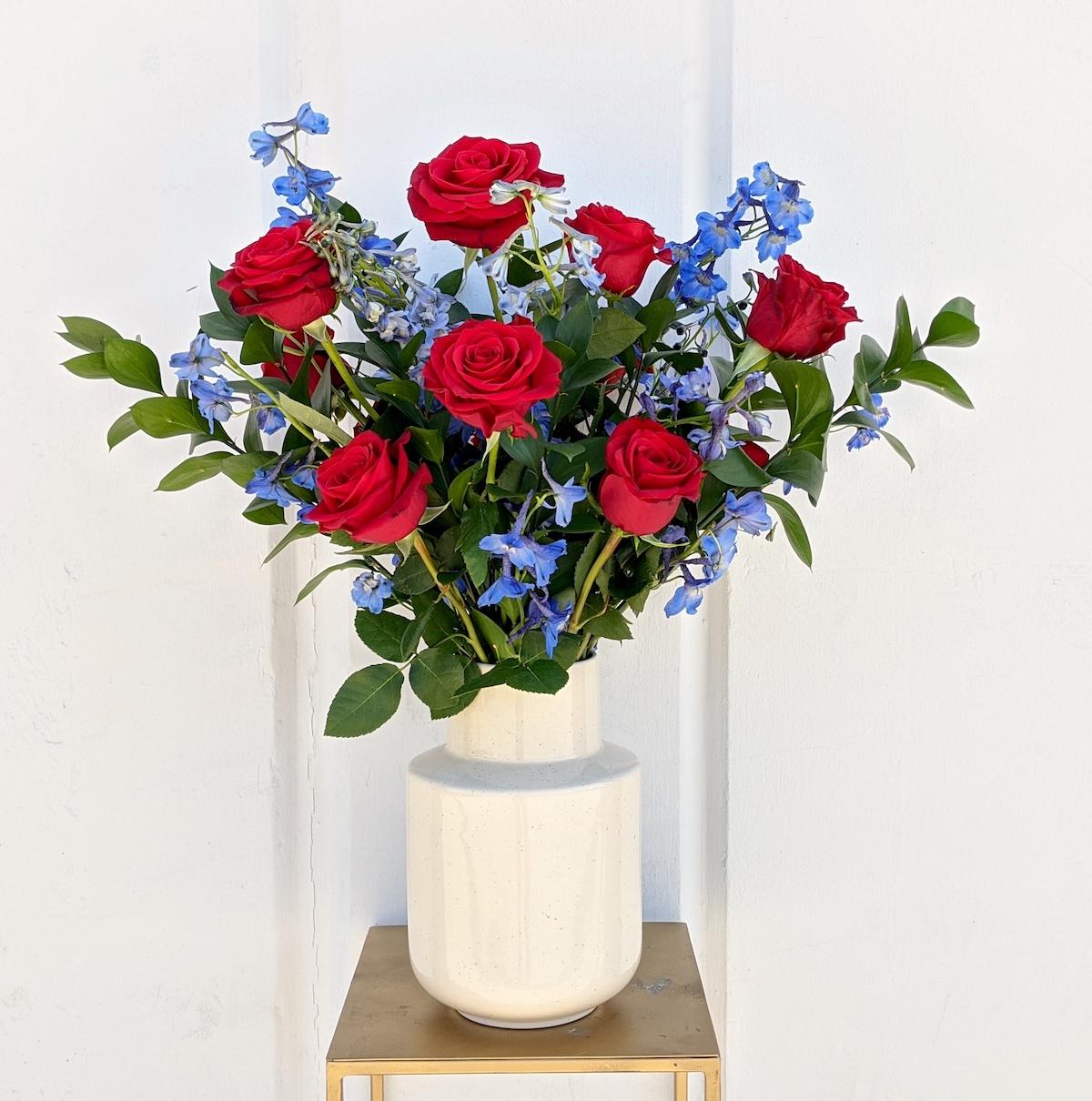 Dozen Roses Memorial Day