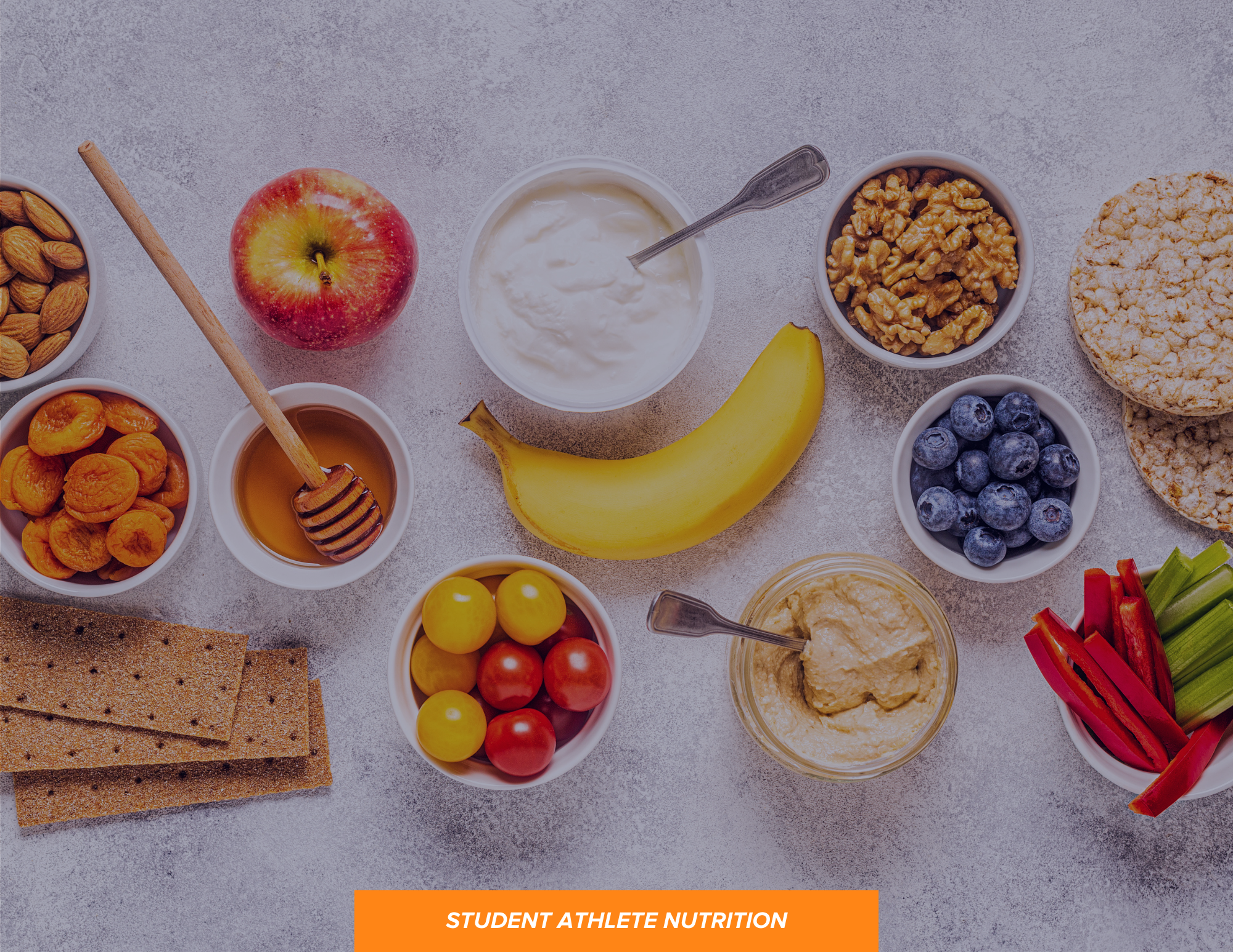healthy snacks for athletes