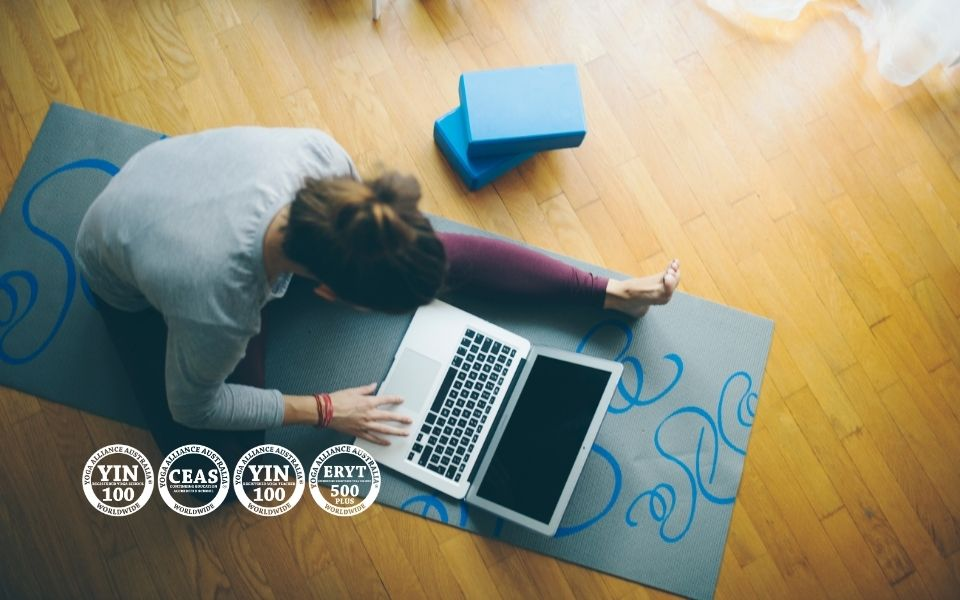 Online Yin Yoga Teacher Training