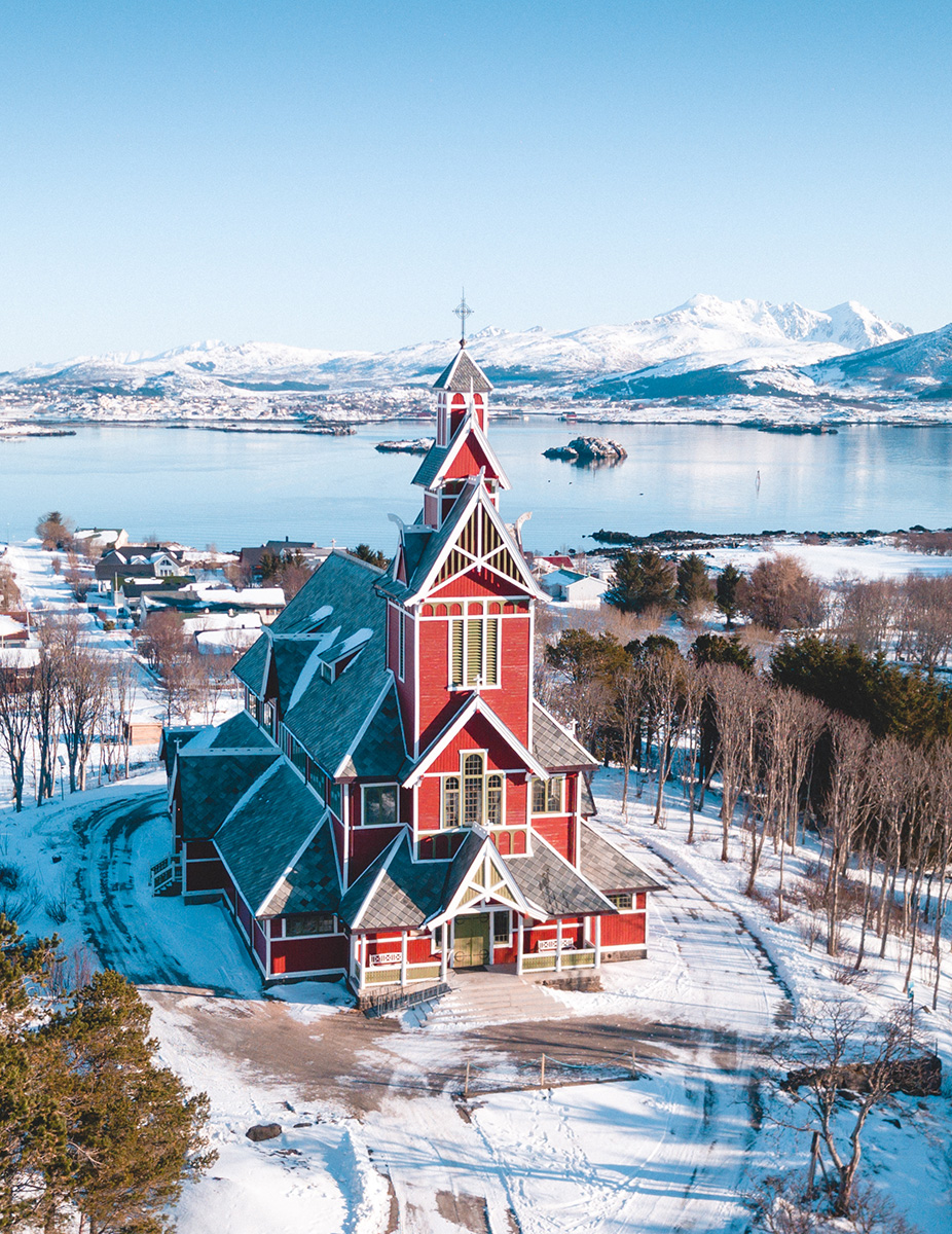 What you'll learn with Intrepid Norwegian