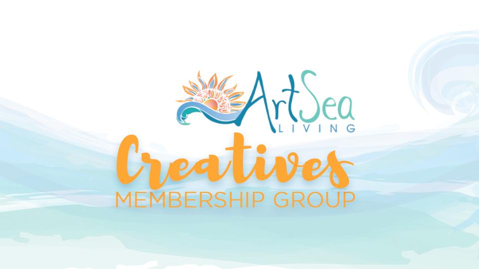 ArtSea Creatives Membership Group