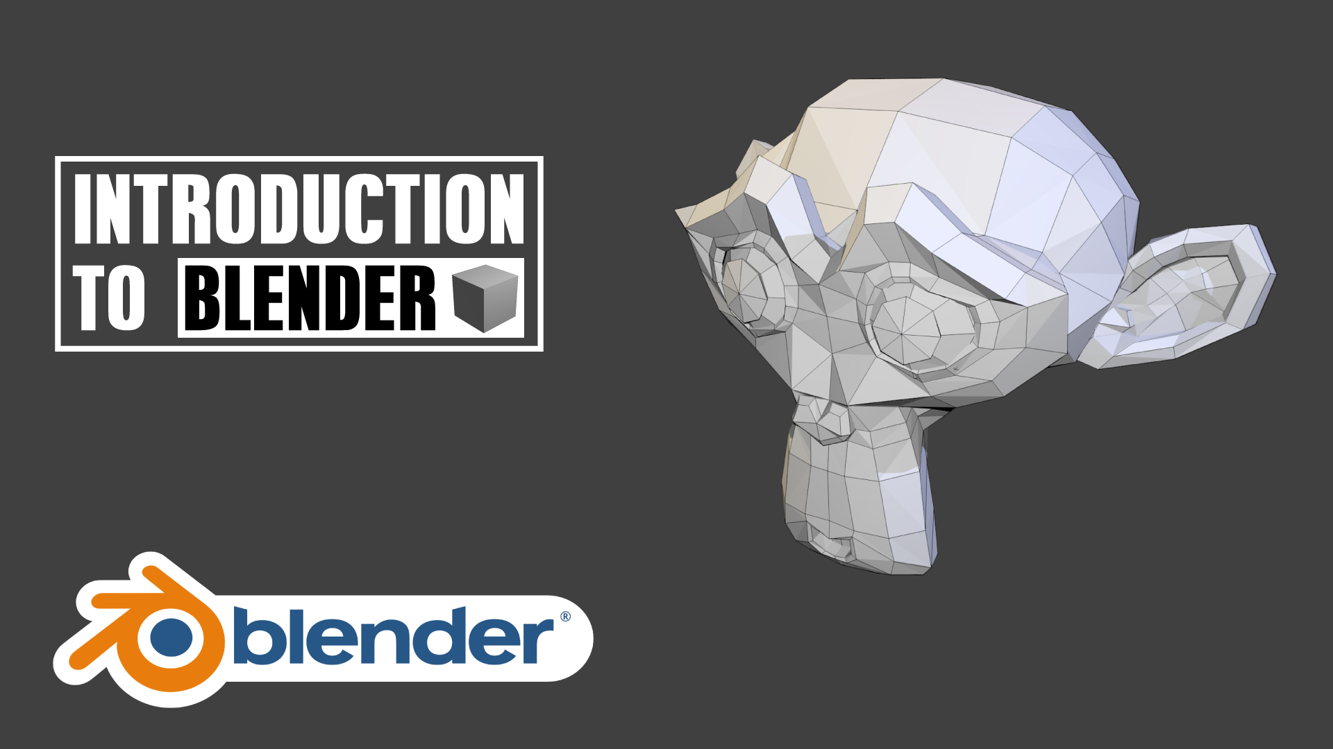 Introduction To Blender Course Academy Suzane Monkey