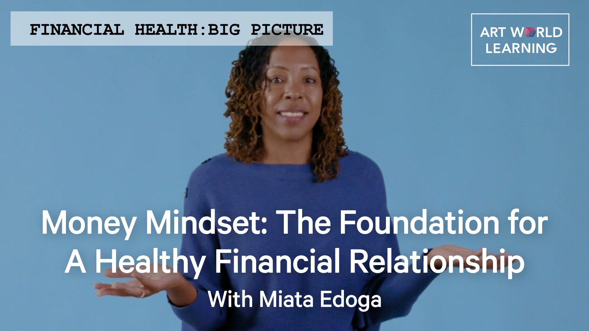 Words Financial Health: Big Picture with Amy Whitaker