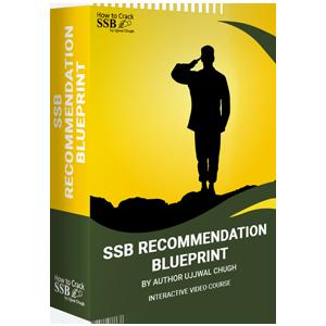 SSB Recommendation Blueprint Course