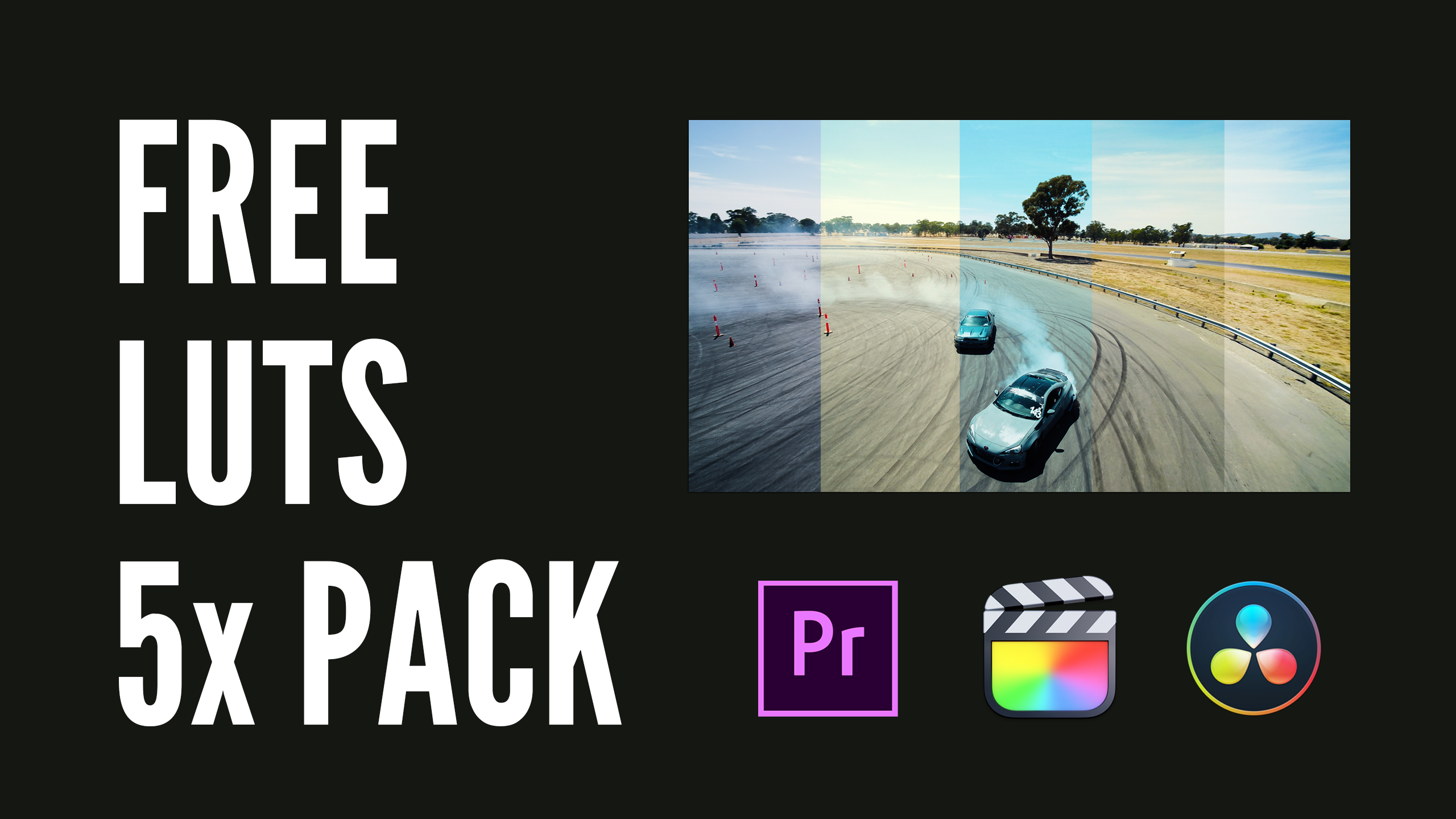 Free drone luts