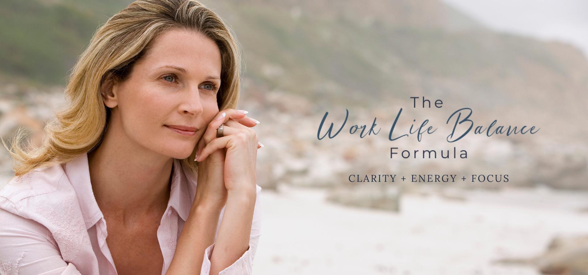 The Work Life Balance Formula