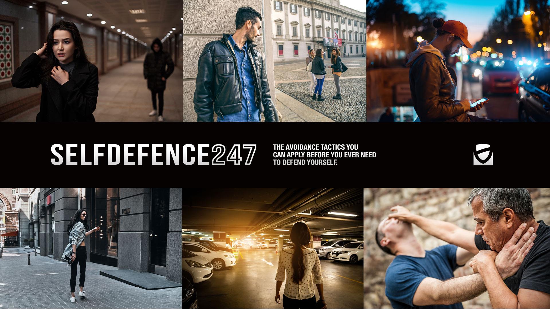 Self Defence 247 Hero Image