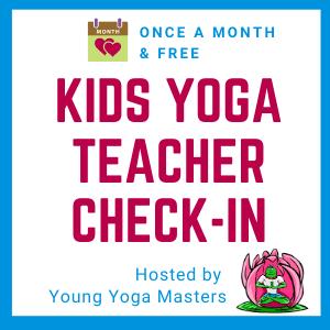 Free Kids Yoga Teacher Training Webinar