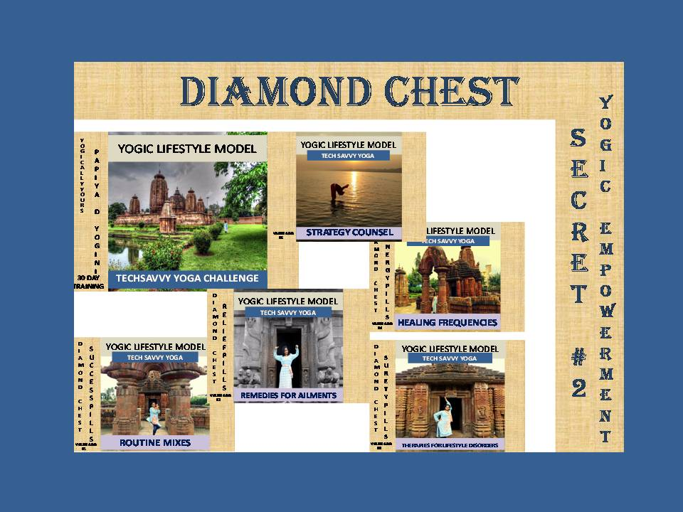 SECRET TWO DIAMOND CHEST