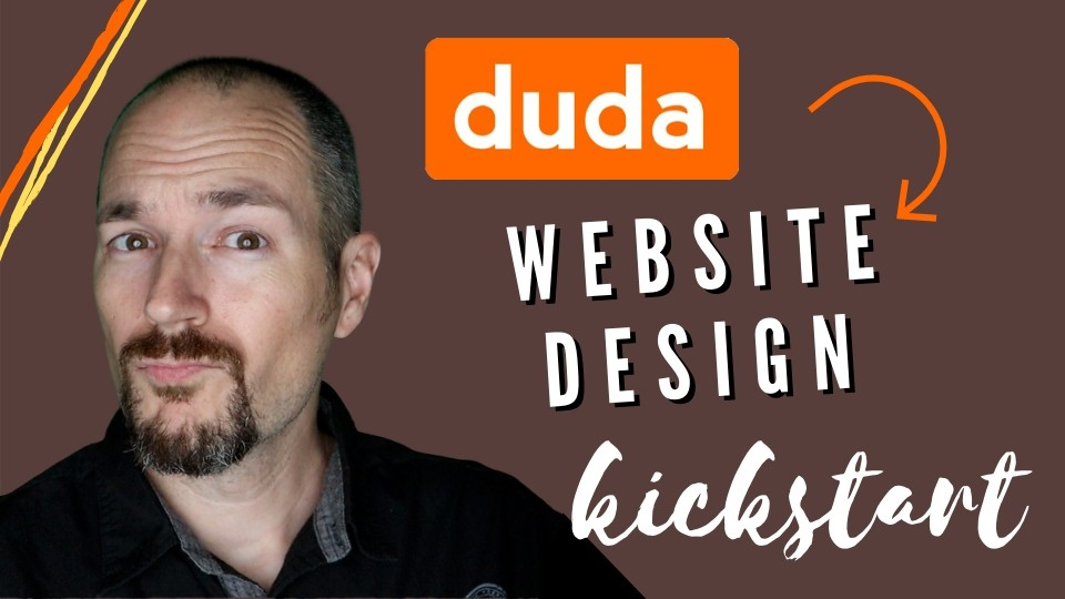 learn duda website design