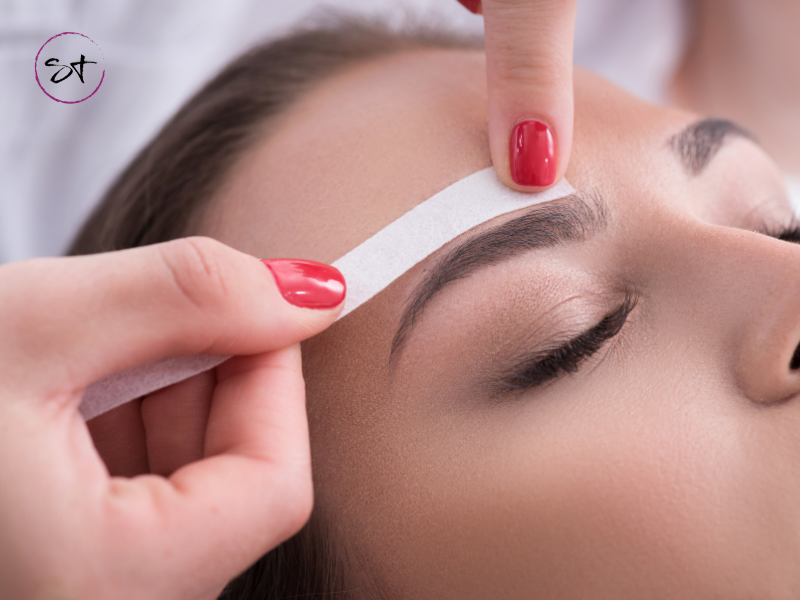 Online Brow Waxing With Lash and Brow Tinting Training Course