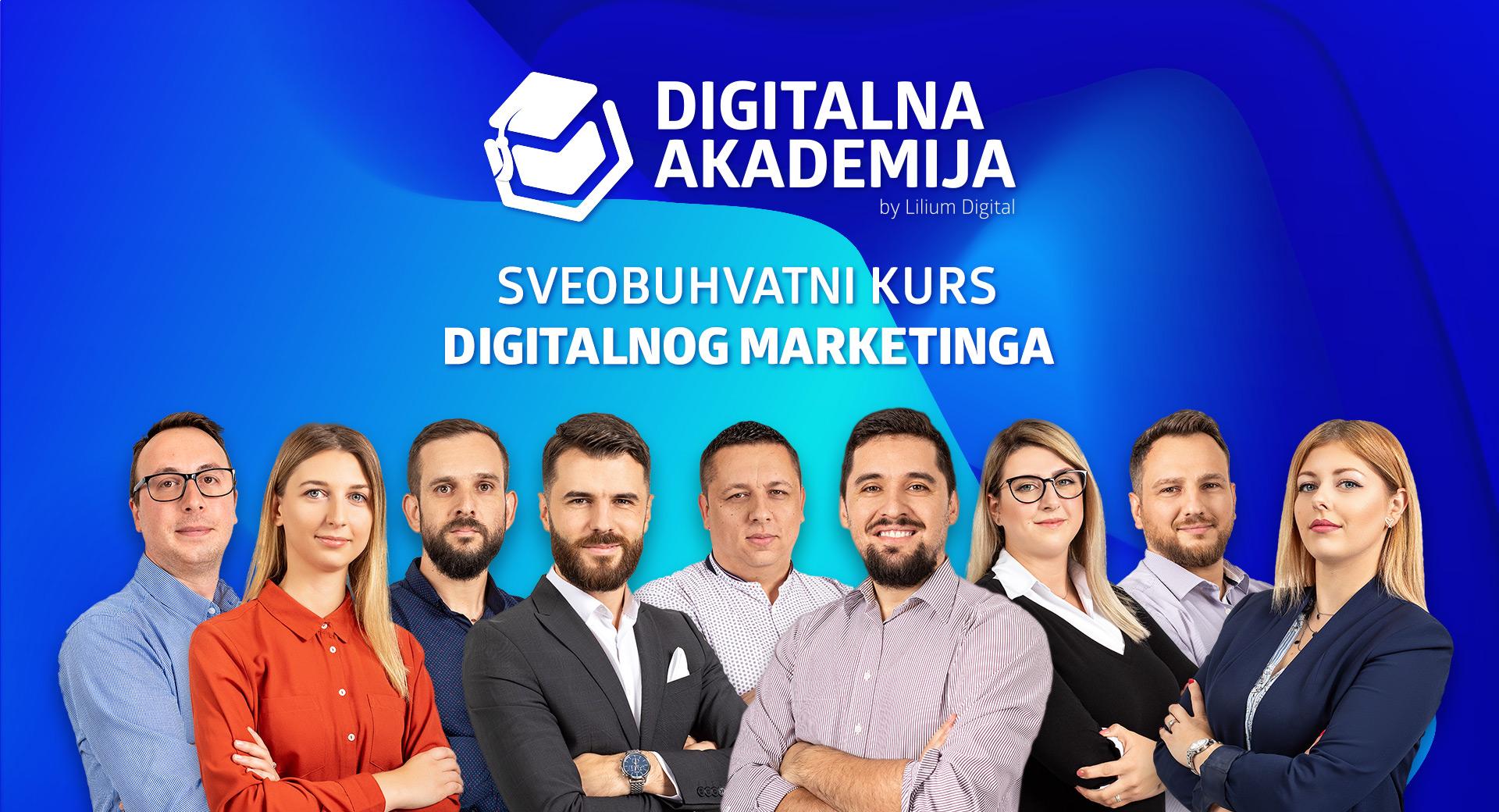 Lilium Digitalna akademija cover