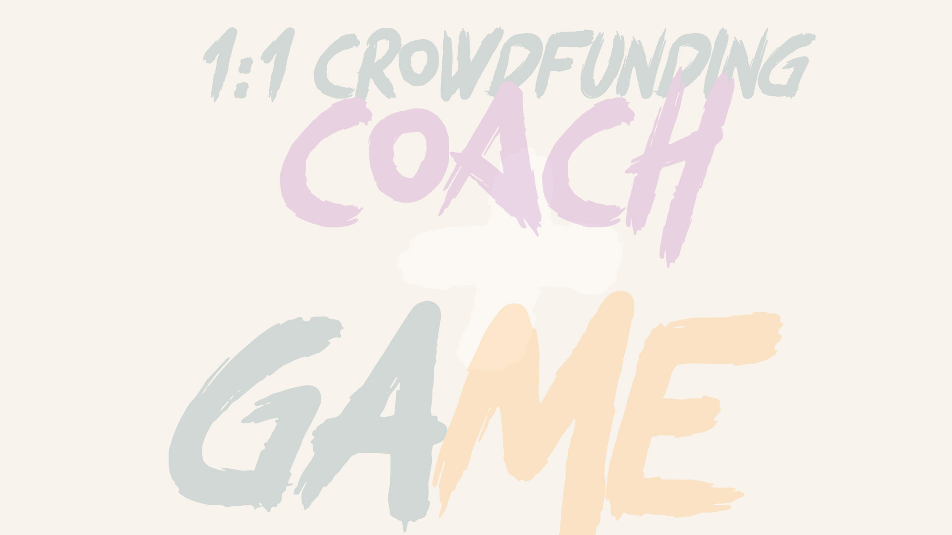1:1 Crowdfunding Coaching + Game Crowdfunding From Start to Funded Course BUNDLE