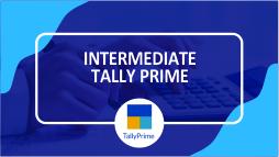 Intermediate Tally Prime