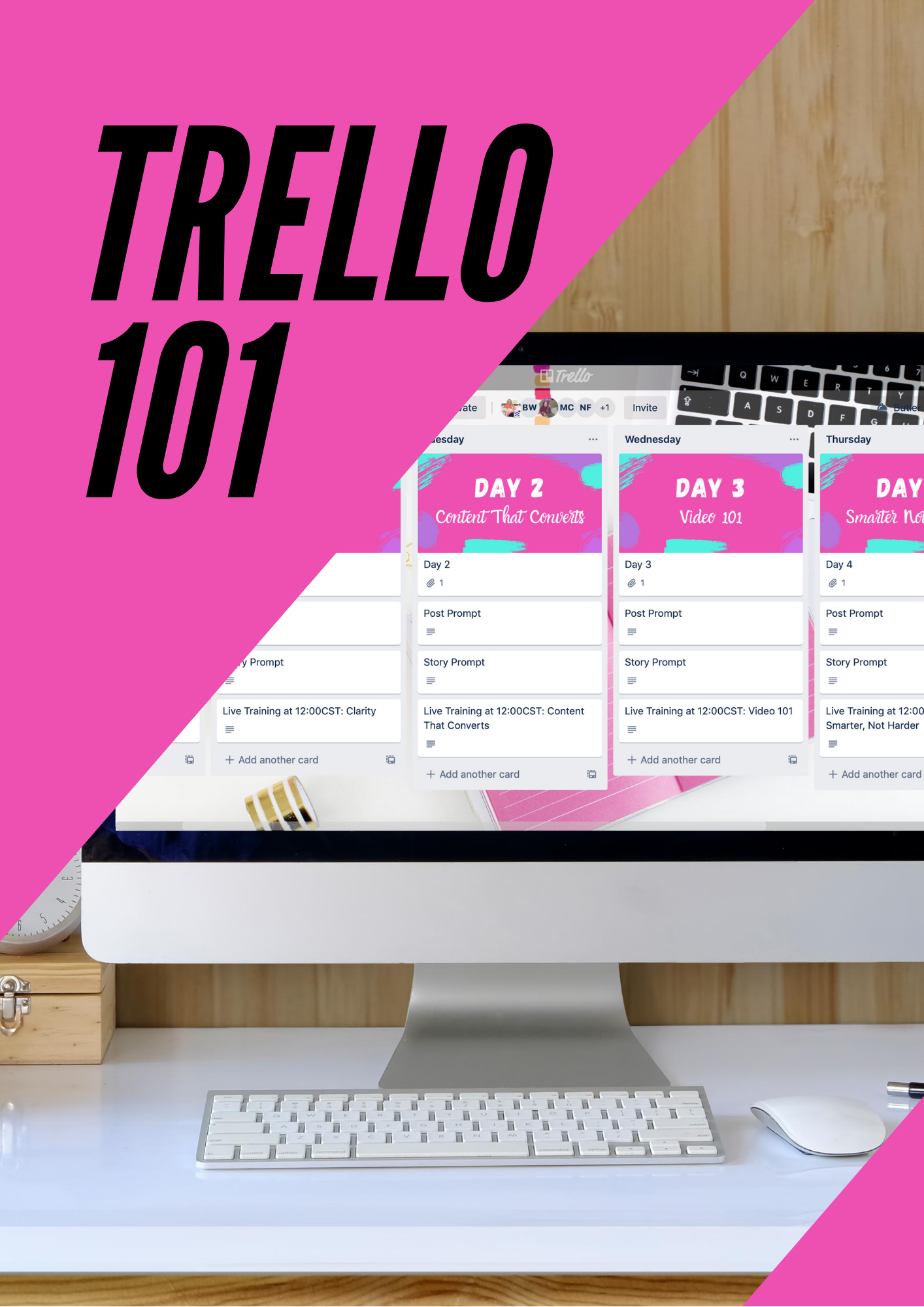 How To Organize Your Business With Trello