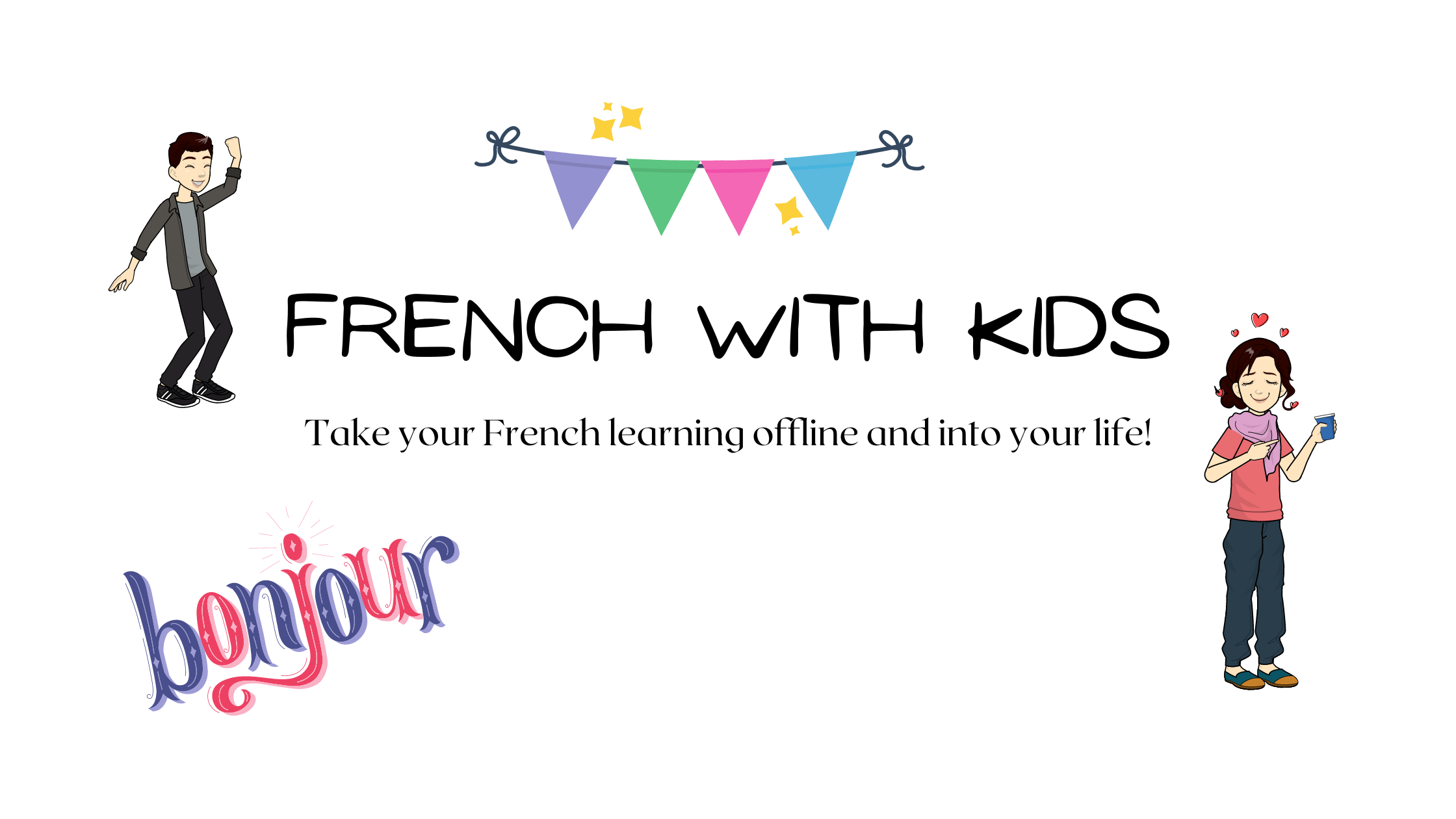 Home language learning French