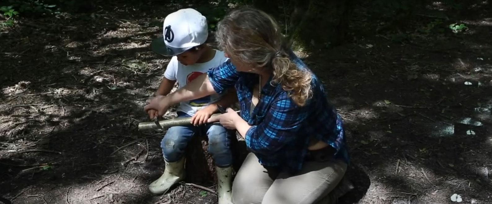 Family Outdoor Activities Tool Skills