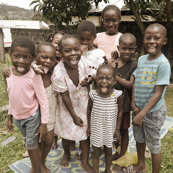 Youth Gabon