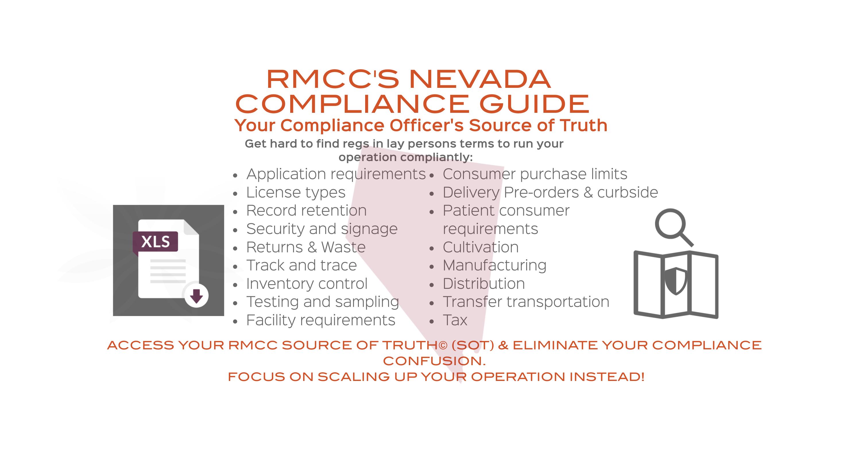 Nevada Cannabis Compliance Guide