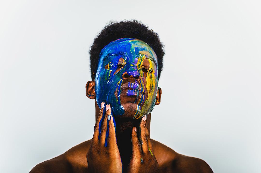 Music press shots photography artist Citizen Kaye by Michelle Grace Hunder